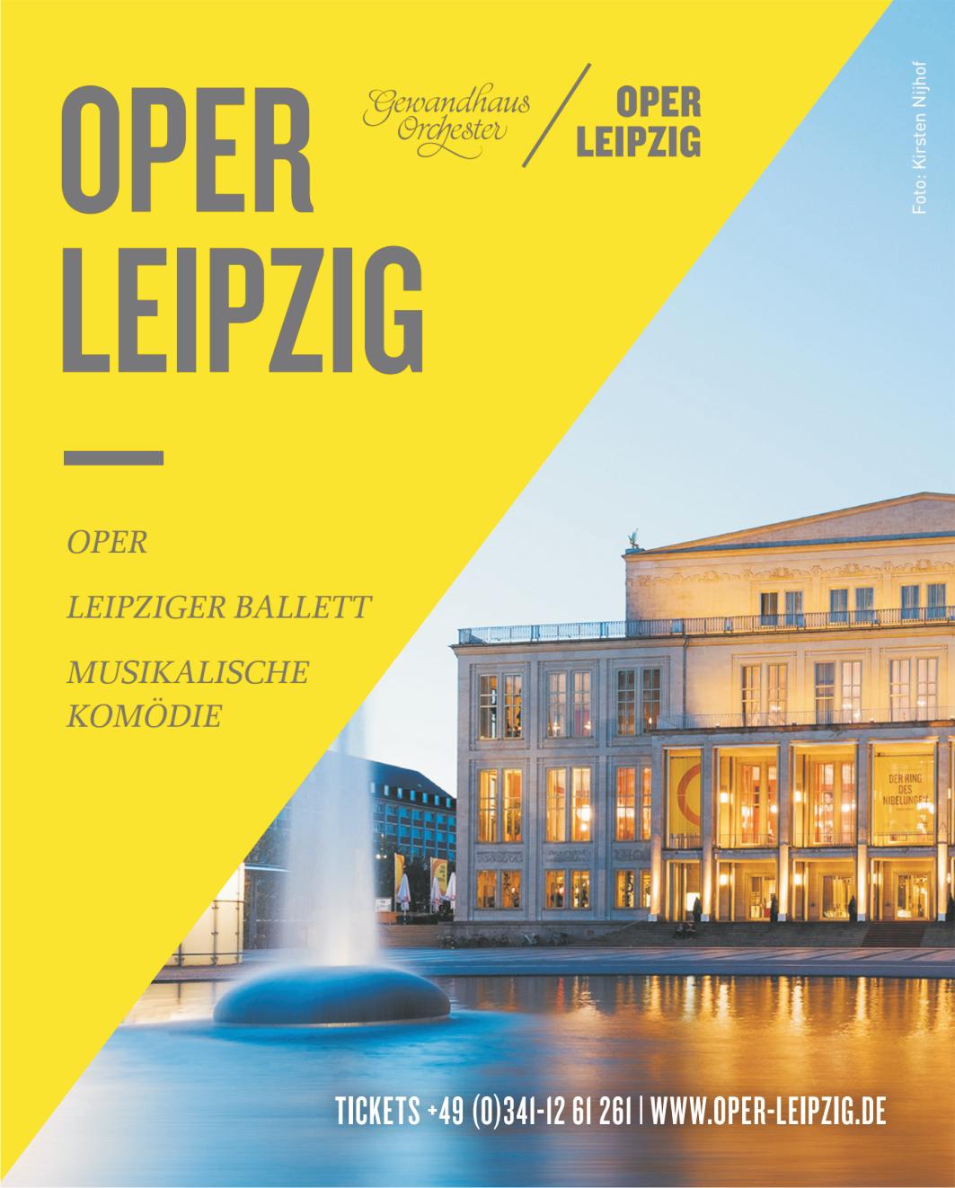 Weihnachten Leipzig 2019.Oper Leipzig öffnungszeiten Anfahrt Happy Dinner Card