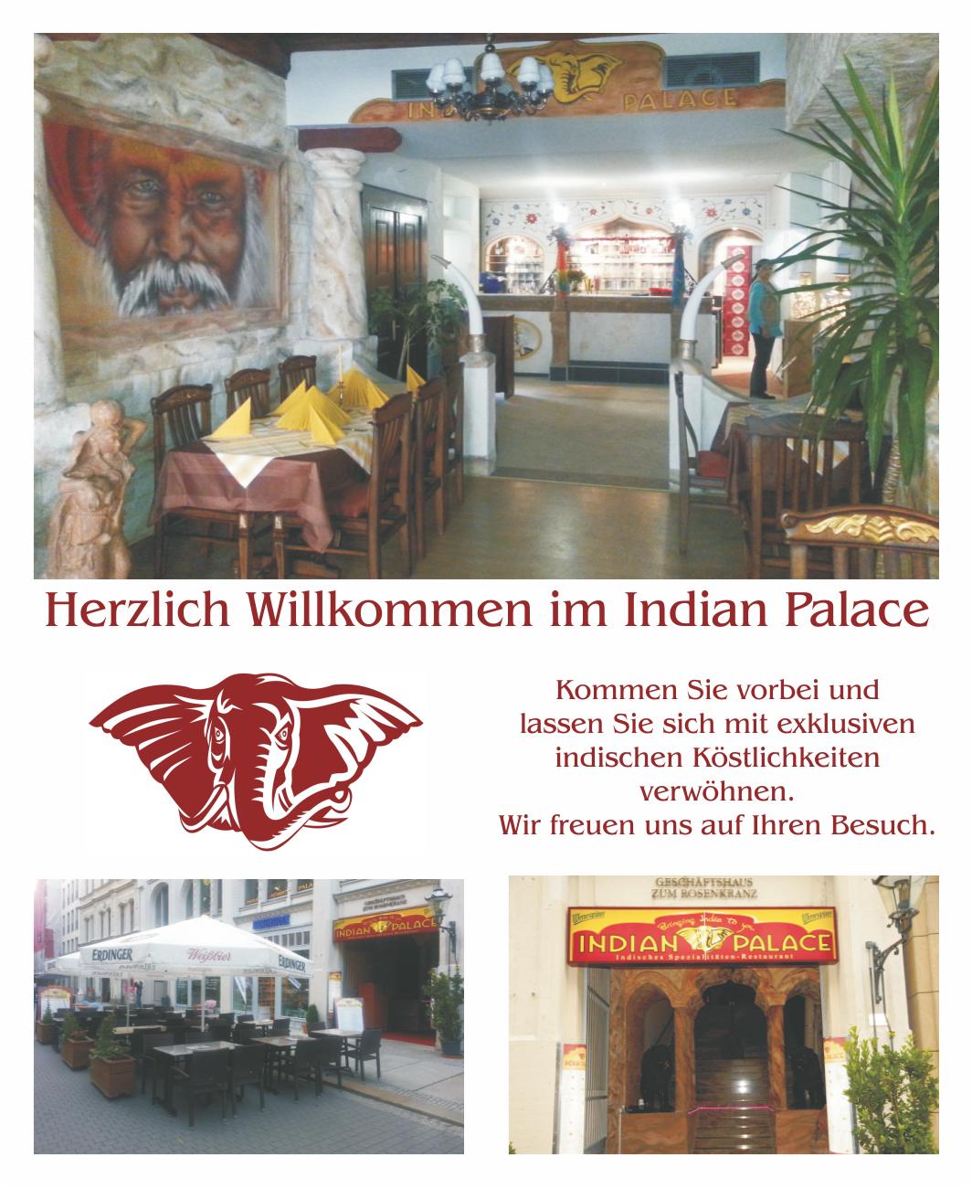 Indian Palace Leipzig