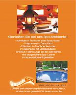 geschSpa Sauna Öffnungszeiten Anfahrt - Happy Dinner Card